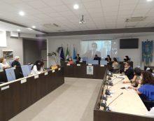 """""""Giustizia riparativa"""": firmato e presentato in Aula Consiliare, ad Aprilia, il protocollo ed il progetto."""