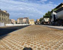 Riapre Piazzale Berlinguer a Nettuno: decine di parcheggi per l'estate.