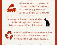 Prevenzione di incendi boschivi nei periodi estivi: ecco le regole da osservare nel Comune di Aprilia.