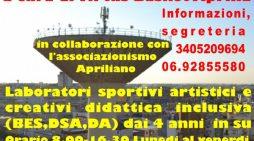 """Questo lunedì 21 giugno al via il """"Summer Camp"""", il Centro Estivo Integrato della Virtus Basket Aprilia."""
