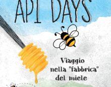 """Questo sabato a Latina la presentazione del libro """"Api Days"""" di Marco Mastroleo, un viaggio nella """"fabbrica"""" del miele."""