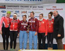 Sabaudia, Coppa del Mondo di Canottaggio: ottimo bottino degli 8 atleti delle Fiamme Oro
