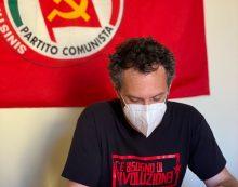 Aprilia – Congresso locale di Rifondazione comunista: Fabio Federici è il nuovo segretario