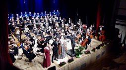 Sabato 7 agosto a Cori il concerto della Nova Amadeus e della corale polifonica Hernica Saxa.