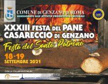 XXXIII Festa del pane casareccio di Genzano e del santo patrono San Tommaso da Villanova
