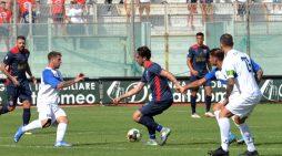 Calcio, serie C – Il Latina si arrende al Taranto 2-0