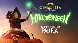 E' già Halloween a Cinecittà World: dal 2 ottobre 9 attrazioni a tema per un parco divertimenti da brivido
