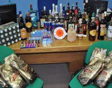 Recuperata dalla Polizia a Latina la refurtiva di un bar saccheggiato a Sezze nel fine settimana.