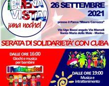 """Questa domenica a Marino la """"Festa di cultura e di solidarietà con Cuba""""."""