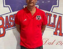 La Virtus Bk Aprilia presenta il nuovo allenatore della C Silver: Massimo Zuppante