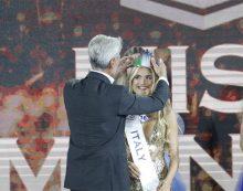 La 21enne di Velletri Claudia Motta eletta Miss Mondo Italia. A dicembre rappresenterà il nostro paese a Puerto Rico.