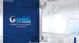 """Dal 2 al 23 ottobre allo """"Spazio Comel"""" di Latina la mostra """"Legami in Alluminio""""."""