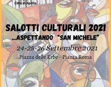 """Aprilia – San Michele, si inizia con i Salotti Culturali dal 24 al 26 settembre. Il """"clou"""" della Festa dal 1 al 3 ottobre"""