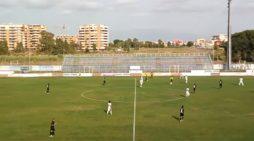 Calcio serie D: l'Aprilia supera la Vis Artena con la rete di Njambe