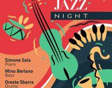 """Ultimo appuntamento con """"I Salotti Musicali Summer Festival 2021"""": questa sera il concerto del Simone Sala Trio."""