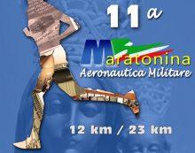 """Il 10 ottobre prossimo in scena a Latina l'11esima edizione della """"Maratonina Aeronautica Militare""""."""