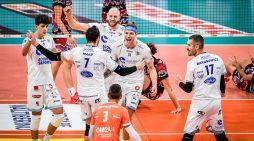 Pallavolo, Superlega: La Top Volley non può nulla contro Perugia