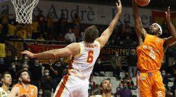 Basket, Latina incassa la sua prima sconfitta in Romagna