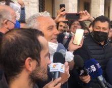 """Damiano Coletta si conferma sindaco di Latina: """"Lavoriamo da sempre per il bene comune, ora tutti in campo per costruire il futuro"""". D'Amato lo chiama e si congratula con lui"""