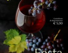 """Questo sabato 23 ottobre ad Aprilia torna la """"Festa dell'Uva e del Vino""""."""