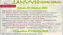 """""""Festa dell'Uva e del Vino"""" questo fine settimana nella cittadina castellana di Lanuvio."""