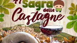 """Dal 15 al 17 ottobre torna la tradizionale """"Sagra delle Castagne"""" a Rocca di Papa."""