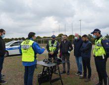 Polizia locale di Pomezia, arriva il primo drone per il controllo del territorio