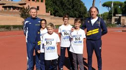 Trofeo delle Province: convocati 4 atleti della Runforever Aprilia