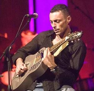 Alex Britti - concerto Anzio Jazz - Giugno 2003