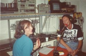 Antonacci nei nostri primi studi 1991
