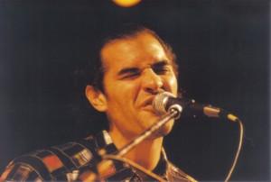 Francesco Baccini, interviste e concerto Ottobre 1992