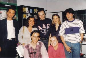 Baccini Francesco Anna Sarchese e gli amici di Studio 93