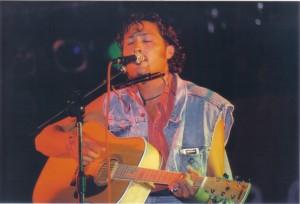 Marco Conidi - intervista e concerto 1994