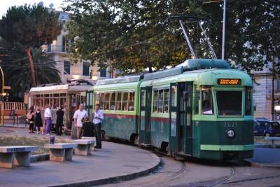 Studio 93 sul Tram Jazz a Roma - Giugno 2012