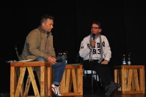 Paolo Belli presenta il suo libro con Studio 93 - marzo 2013