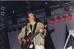 Gatto Panceri - interviste e concerto 1999