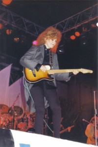 Fiorella Mannoia - Festa di San Michele, Settembre 1995