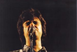 Stadio/Gaetano Curreri –  concerto Festa de l'Unità 1989