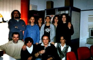 "Syria - intervista e serata al ""Felix"" 1996"