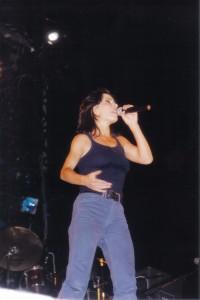 Turci Paola - Concerto - Festa Vallelata 1995