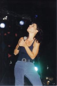 Turci Paola - Concerto - Festa Vallelata 1995 05